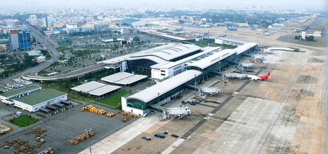 Thủ tướng chỉ đạo điều chỉnh quy hoạch chi tiết sân bay Tân Sơn Nhất