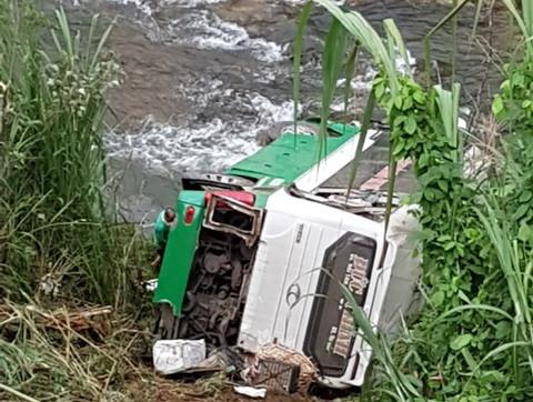 Xe khách rơi xuống vực đèo Lò Xo: Cục đăng kiểm lên tiếng