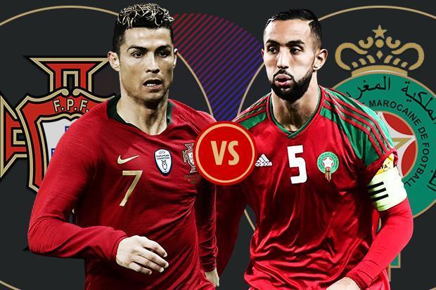 Nhận định trận đấu Bồ Đào Nha vs Ma Rốc 19h00 tối nay: Ronaldo lại lập hat-trick