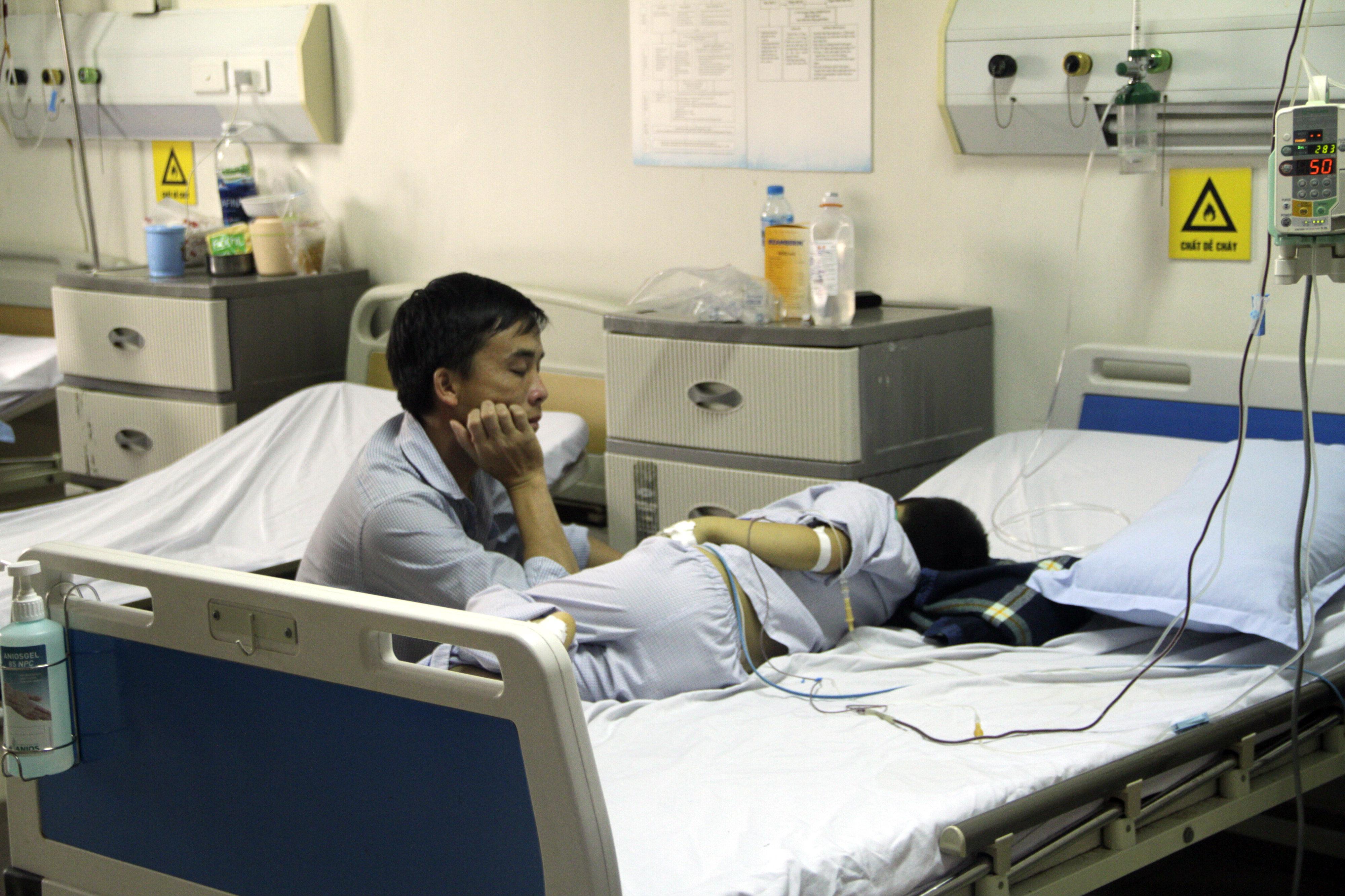 Nhói lòng những đứa trẻ phải truyền máu suốt đời tại Viện Huyết học và Truyền máu TW