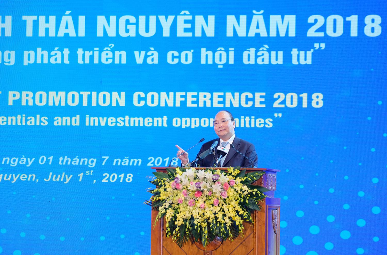 'Thái Nguyên cần trở thành trung tâm công nghiệp, dịch vụ, sáng tạo hàng đầu của miền Bắc'