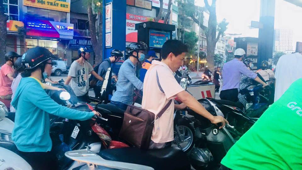 Thanh Hoá đề xuất hạn chế nhập khẩu xăng dầu vì lo xăng dầu Nghi Sơn ế ẩm