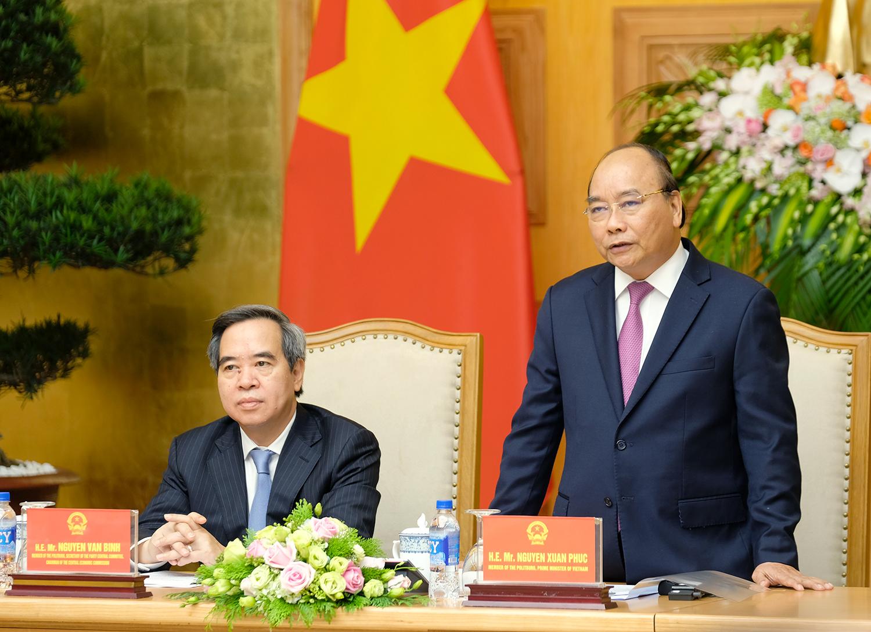 Thủ tướng: Cách mạng Công nghiệp 4.0 đã tác động, ảnh hưởng trực tiếp đến Việt Nam