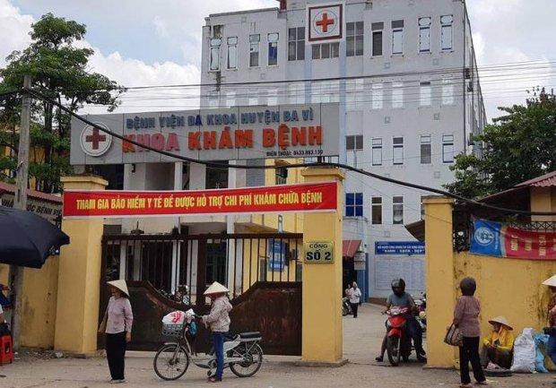 Sở Y tế Hà Nội yêu cầu thời hạn giải quyết vụ trao nhầm con tại BV Ba Vì