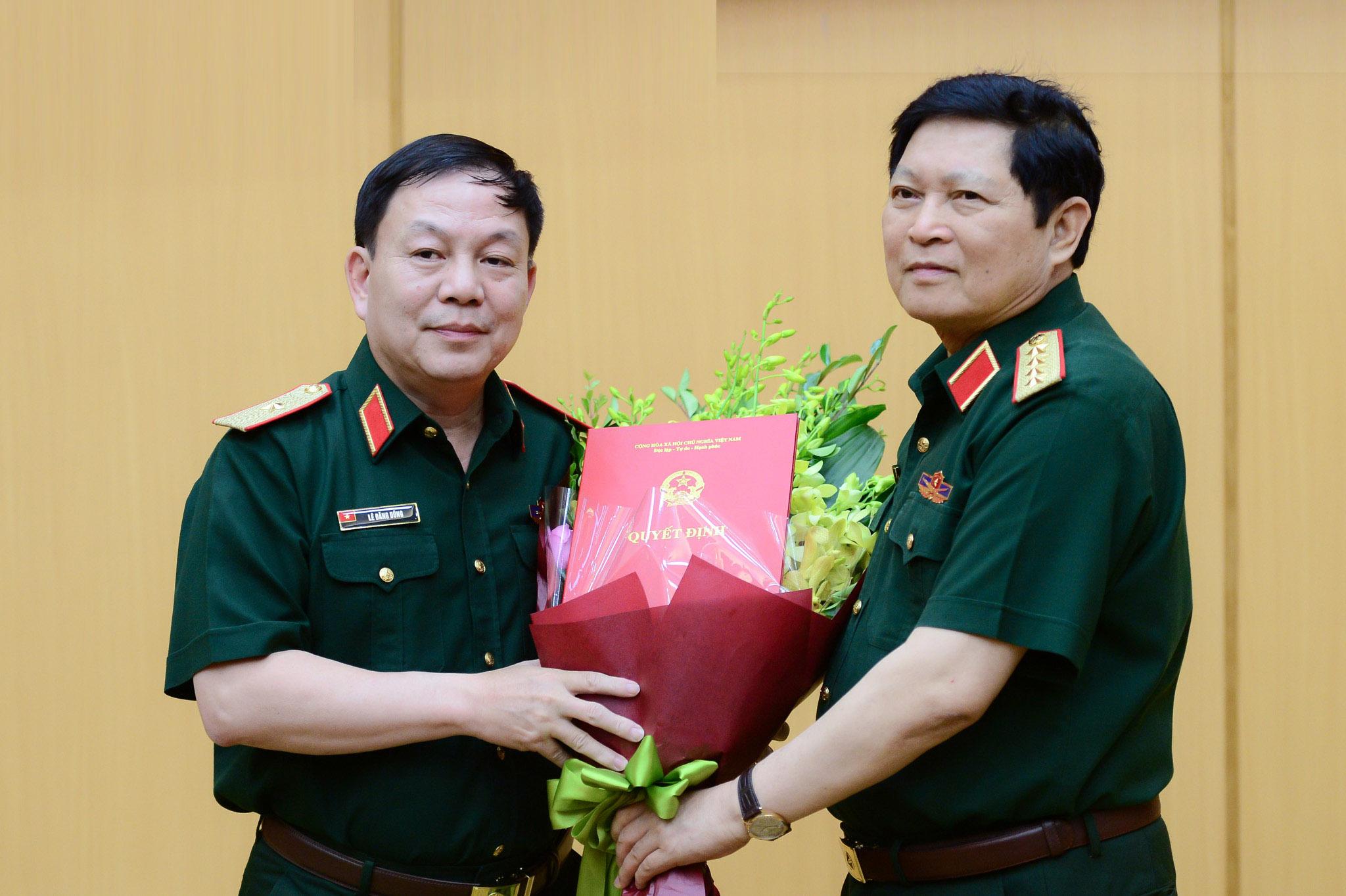 Thiếu tướng Lê Đăng Dũng vừa được giao phụ trách Chủ tịch, Tổng Giám đốc Viettel là ai?