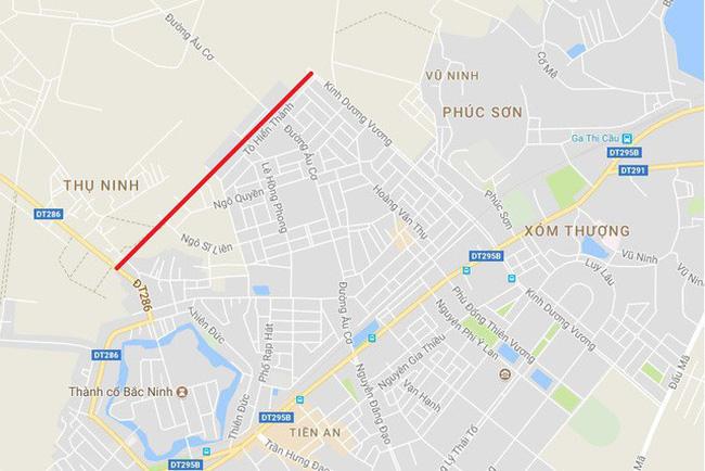 Bắc Ninh: 'Đổi 100ha đất lấy 1,39km đường' PTT Trương Hòa Bình yêu cầu kiểm tra thông tin