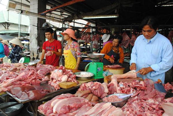 Giá thịt lợn tăng là nguyên nhân khiến CPI tháng 8 tăng 0,45%