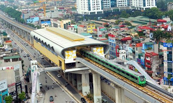 Hà Nội đề xuất Chính phủ sớm tăng vốn 2 tuyến đường sắt đô thị