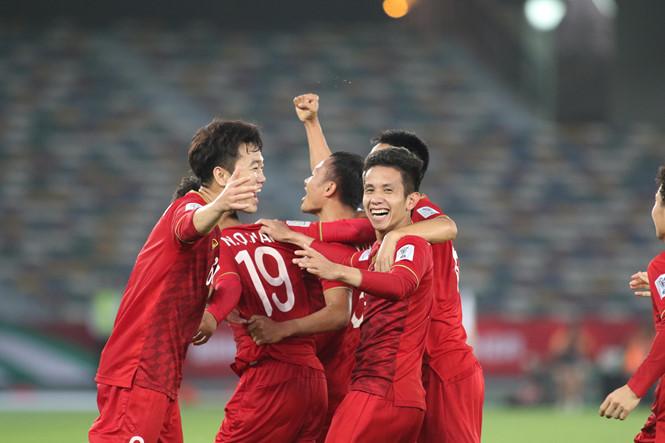Sau chiến thắng lịch hôm qua, đây là số tiền thưởng mà đội tuyển Việt Nam nhận được