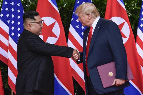 Hội nghị thượng đỉnh Mỹ - Triều dự kiến sẽ diễn ra trong 2 ngày 27 và 28/02/2019 tại thủ đô Hà Nội.