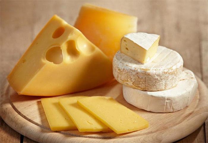 Thu hồi sản phẩm phomai nhập khẩu từ Pháp