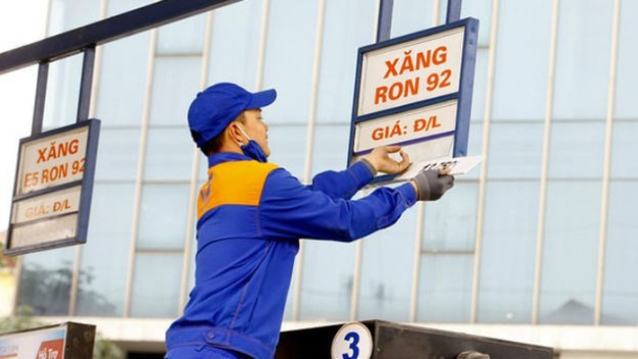Quỹ Bình ổn xăng dầu tại Petrolimex âm hơn 300 tỷ đồng