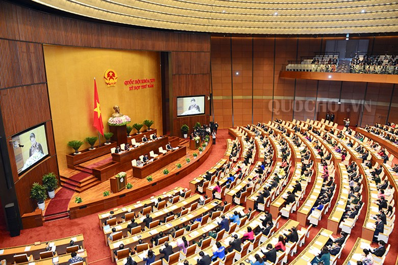 Sáng nay (20/5): Khai mạc kỳ họp thứ 7, Quốc hội khóa XIV