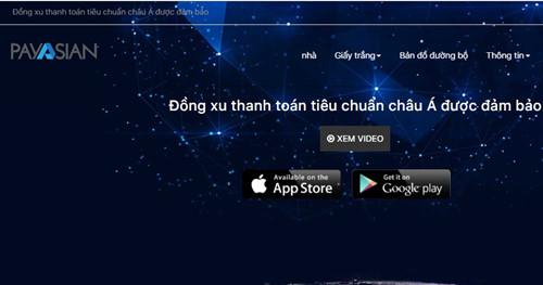 Ví điện tử Pay Asian không được cấp phép nhưng vẫn hoạt động: Ngân hàng nhà nước nói gì