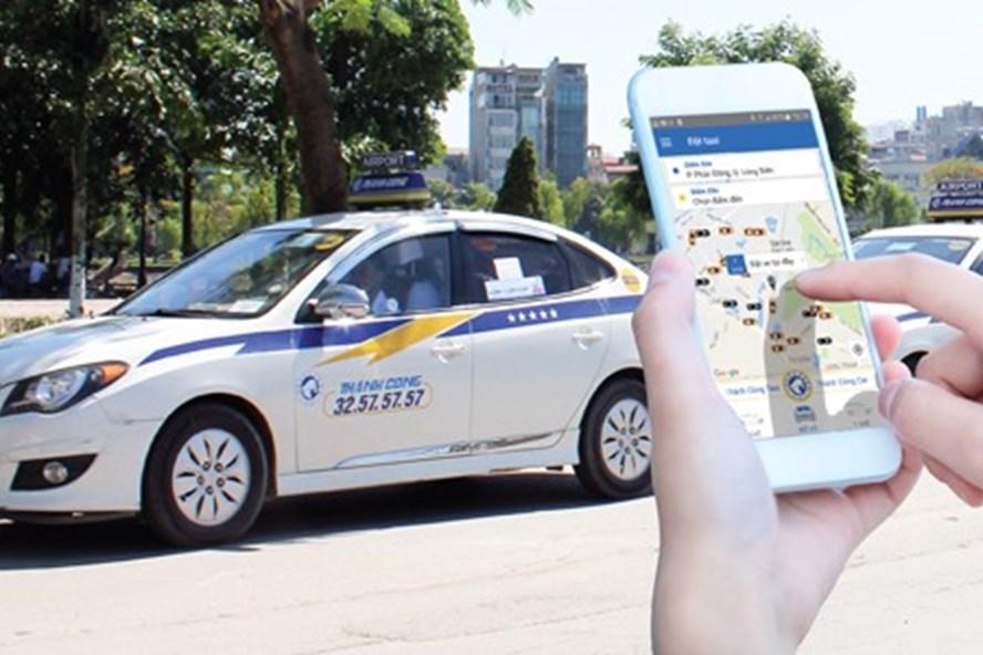 Taxi truyền thống muốn được hoạt động như Grab