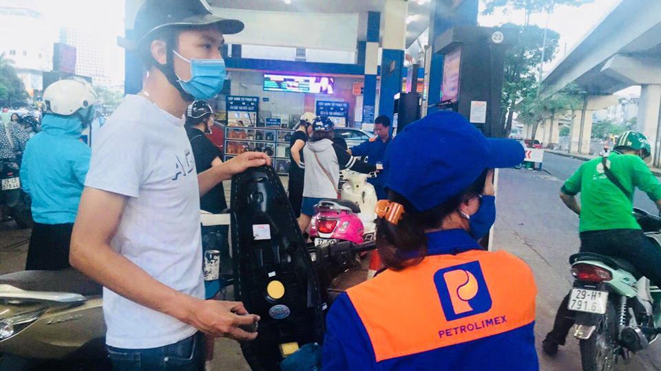 Tháng 7: Việt Nam chi hơn 633 triệu USD nhập xăng dầu