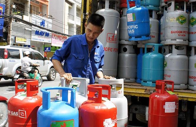 Từ hôm nay, giá gas tiếp tục giảm