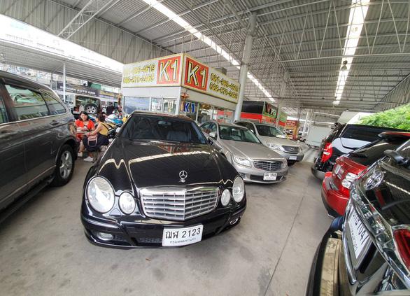 Lý do khiến Thái Lan trở thành thủ phủ ô tô Châu Á?