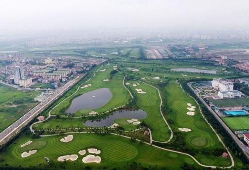 Dự án sân golf và dịch vụ Long Biên: Ngang nhiên hoạt động 'mặc' thanh tra Bộ tuýt còi