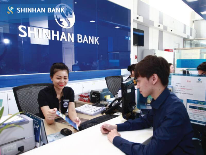 Thông tin mới nhất về lãi suất ngân hàng Shinhan Bank
