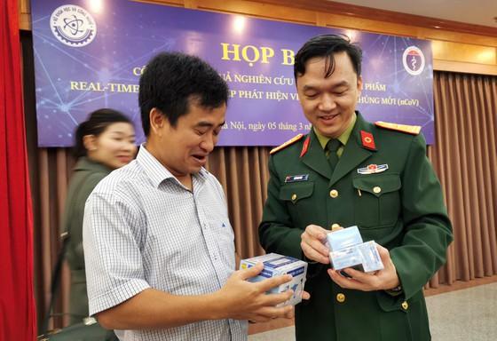 Ưu điểm vượt trội của bộ kit xét nghiệm SARS-Cov-2 'made in VietNam'