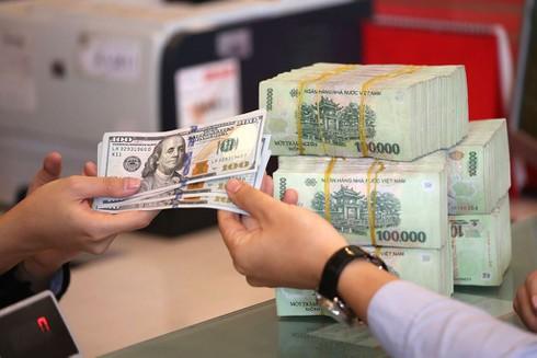 Sau khi Ngân hàng Nhà nước vào cuộc, tỷ giá có tiếp tục tăng?