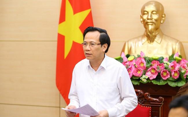 Bộ trưởng Đào Ngọc Dung: Triển khai nhanh nhất và kịp thời nhất, công khai, minh bạch và đúng đối tượng gói hỗ trợ người dân.