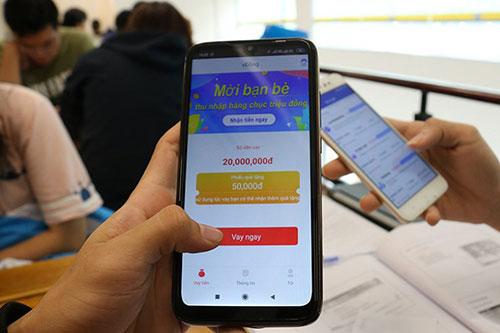 Bộ Công an lên tiếng về tình trạng vay tiền qua App