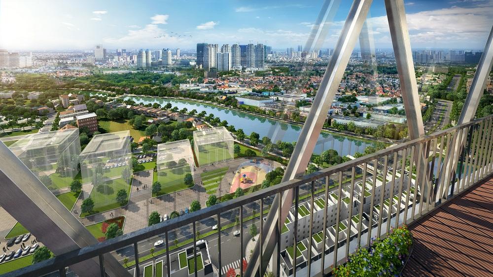 Văn Phú – Invest chính thức mở bán tòa V1 - Tòa căn hộ sở hữu view hồ đẹp nhất dự án The Terra – An Hưng