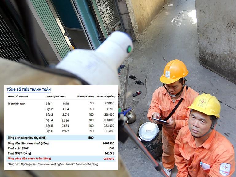 Hơn 6,800 tỷ đồng tiền điện được EVN giảm cho khách  hàng vì dịch Covid - 19