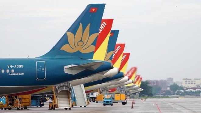 Đề xuất 2 mốc thời gian mở lại đường bay quốc tế