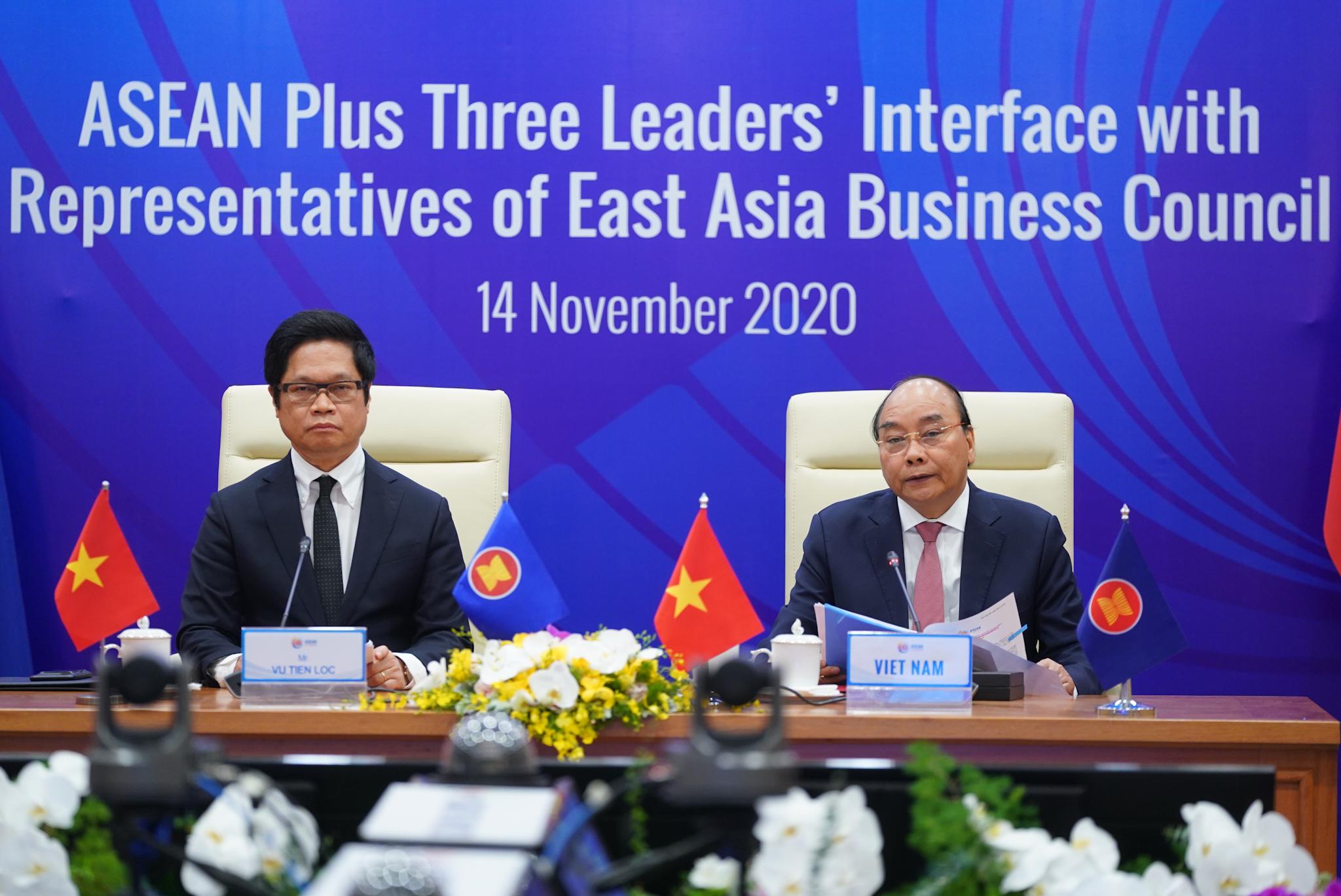 Hội đồng Kinh doanh Đông Á khuyến nghị thúc đẩy kinh doanh 'phi giấy tờ'