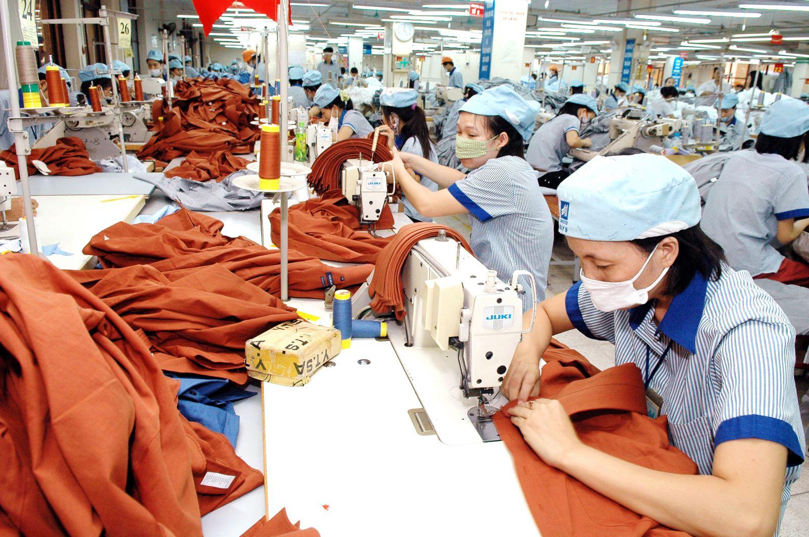 Hoa Kỳ là thị trường xuất khẩu lớn nhất của Việt Nam trong 11