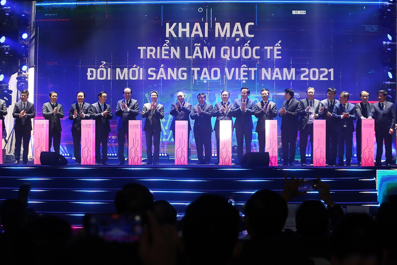 Thủ tướng: Đưa Việt Nam thực sự là điểm đến của đổi mới sáng tạo