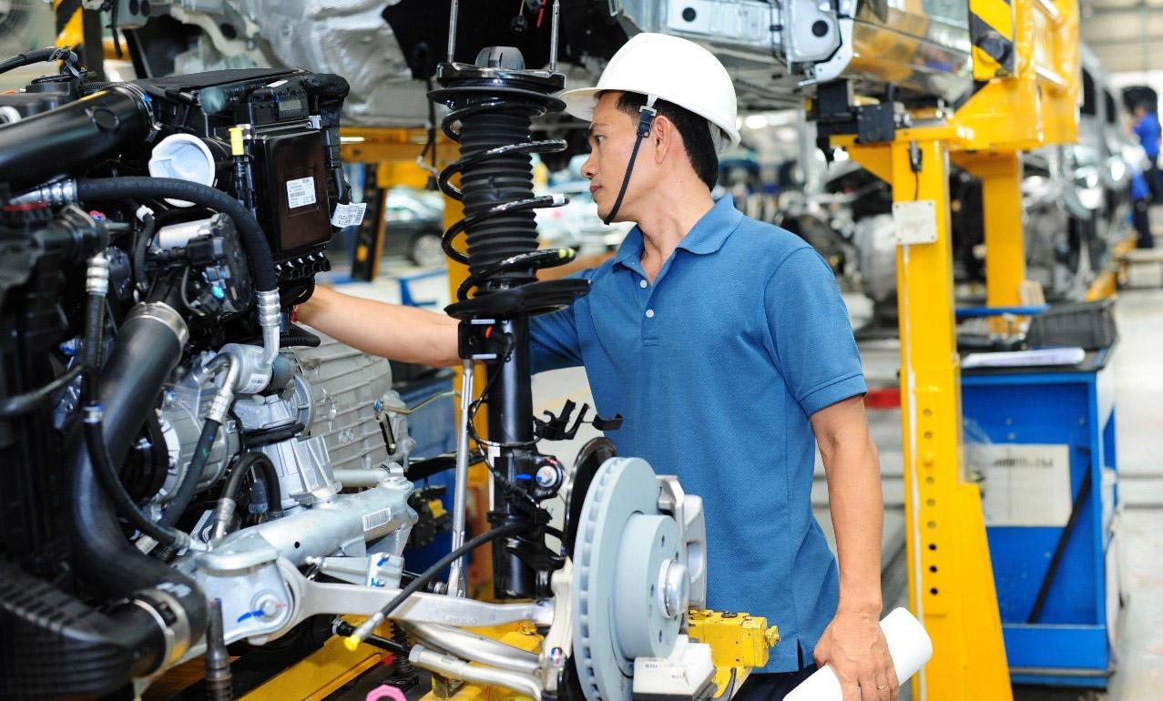VEPR dự báo mức tăng trưởng GDP cao nhất năm 2021 khoảng 5,8%