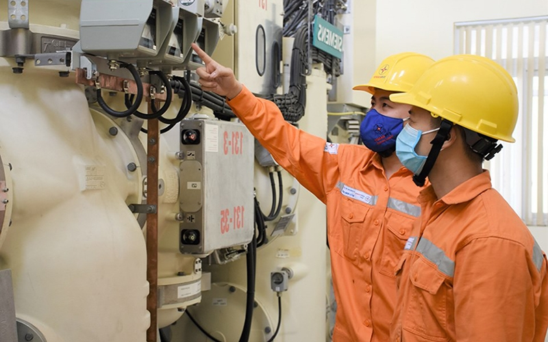 Bộ Công Thương lên tiếng về việc sửa biểu đồ giá điện