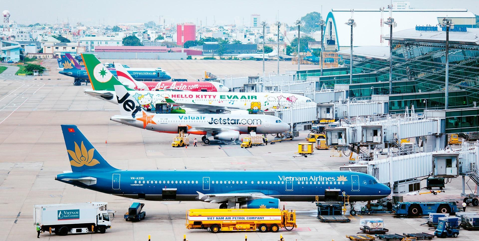 Bộ Giao thông Vận tải lập tổ kiểm tra cạnh tranh giá vé máy bay
