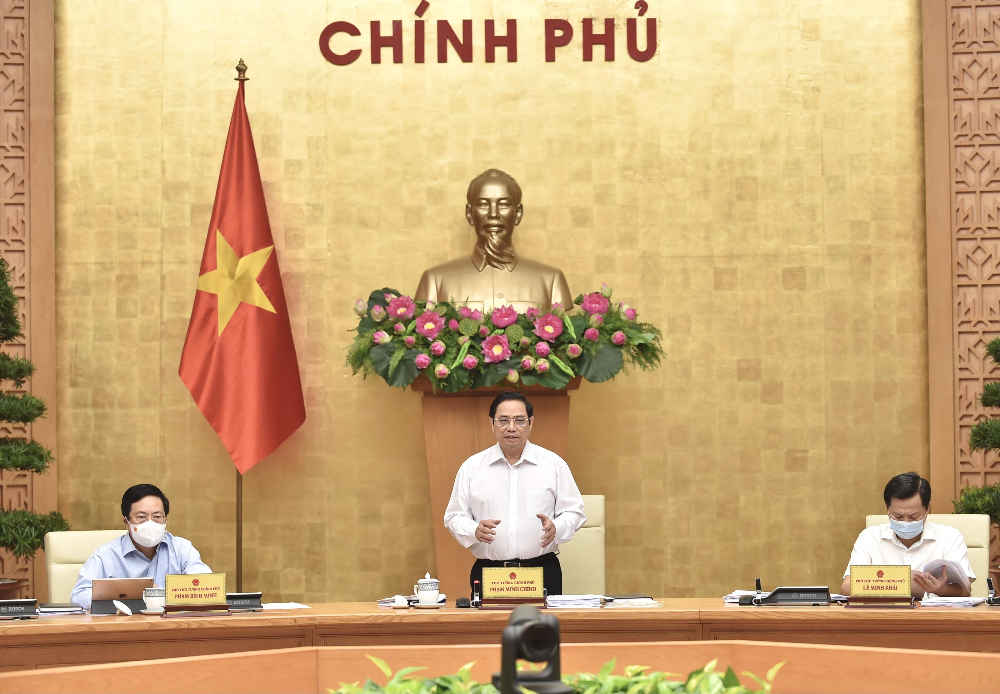 Chính phủ xây dựng kế hoạch kịch bản phục hồi và thúc đẩy kinh tế trong điều kiện mới