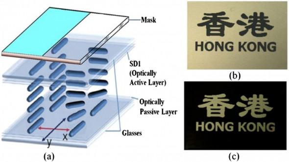 Xuất hiện màn hình LCD siêu mỏng siêu tiết kiêm điện