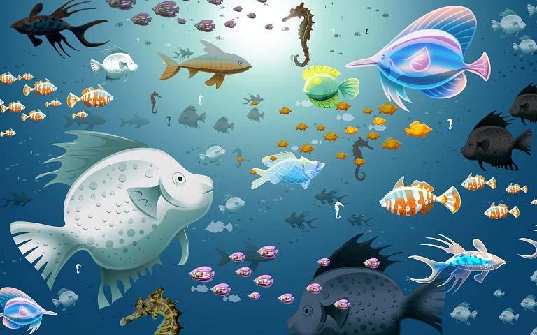 Kiếm 50 triệu USD nhờ xuất ngoại cá cảnh