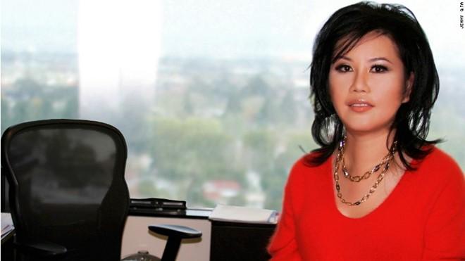 Nữ triệu phú gốc Việt thành công lập nghiệp tại phố Wall. Ảnh: CNN