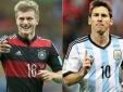 Link sopcast xem trực tiếp trận Đức đấu với Argentina 2h đêm nay 14/7