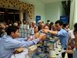 1.000 người cao tuổi TP. Hồ Ch� Minh và Long An được tư vấn chăm sóc sức khỏe