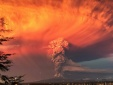 Lặng người trước cảnh núi lửa phun trào dữ dội ở Chile
