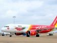 Máy bay Vietjet Air hạ cánh khẩn cấp vì tiếng động lạ