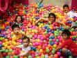 Địa điểm vui chơi cho bé ở Sài Gòn dịp cuối tuần