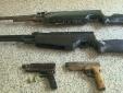 Đồng Tháp: Bắt đối tượng tự chế tạo và rao bán vũ khí