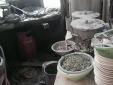 Hà Nội: Người dân hoảng hốt vì quán phở bốc cháy giữa trưa