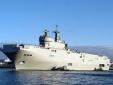 Quan chức để lộ thông tin vụ tàu Mistral bị khiển trách