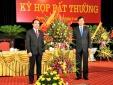 Phê chuẩn ông Phạm Minh Huấn làm Chủ tịch tỉnh Tuyên Quang